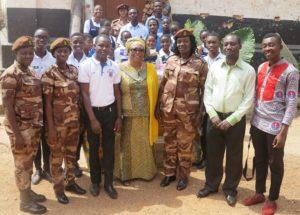 School Visits Prison Service